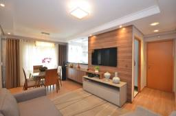 Apartamento 3 dorms 2 vagas - Cabral - Mobiliado
