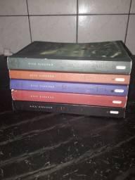 Coleção Percy Jackson & Os Olimpianos