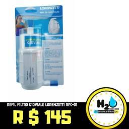 Refil filtro GIOVIALE LORENZETTI RPC-01