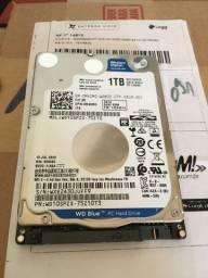 HD Notebook 1TB 5400 RPM