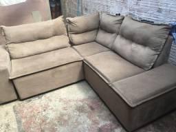 Vendo sofá retrátil conservado 500,00