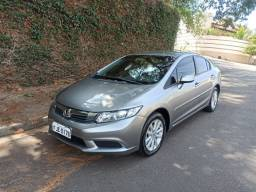 New Civic LXS