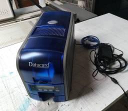 Impressora de crachá datacard