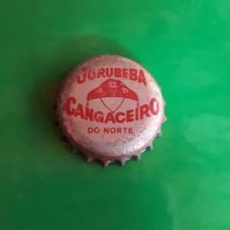 Tampinha Antiga para colecionador  Jurubeba Cangaceiro