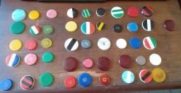 Vendo futebol de botão (botões antigos ANOS 90 e novos)