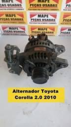 Alternador Toyota Corolla 2.0 2010 2706037041