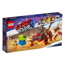 LEGO Movie - O Filme 2 - Guerreira Ultragata da Lucy + brinde
