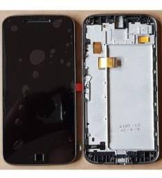 Tela Frontal Touch Display Moto G1 G2 G3 G4 G5 G5s G6 G7 G8 Play Plus e outros