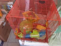 gaiolas de Hamsters