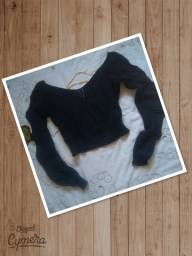 Blusa de frio tricô R$:35,00