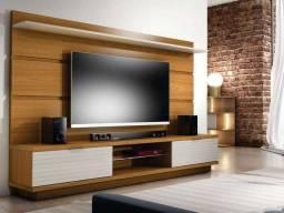 """Home 927bPara Tv até 65"""" - Entrega Rápida"""