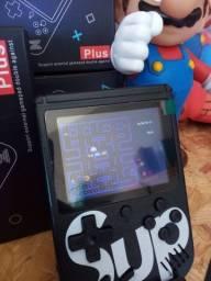 Super Game Boy Com 400 Jogos Retrô- Novo - TAUBATÉ ENTREGAMOS