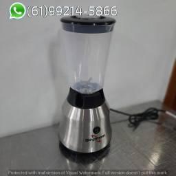 Liquidificador Industrial Copo de Plástico 900w 1,5 Litros Alta Rotação Skymsen