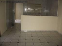 casa para locação 02 dormitorios 01 suite, garagem coberta, jd macarana, prox ao Muffato J
