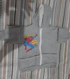 Blusão de Moleton Infantil Masculina