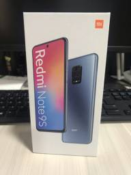 Redmi Note 9s Grey 6GB Ram 128GB ROM
