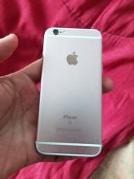 Vendo IPhone 6s rosé, 32GB de memória