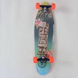 Skate Semi Long Tilt Montado Completo Original