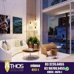 ?Bessa? 90,2m² Apartamento com 2 Quartos!