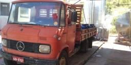 Vende-se 608D 1977 carroceria de madeira