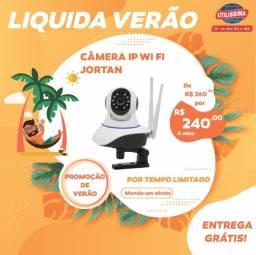 Câmera IP Wifi Jortan  LEON- 327 ? Entrega gratis