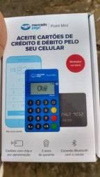 Nova máquina do mercado pago