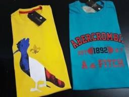 Camisas Multimarcas 25R$