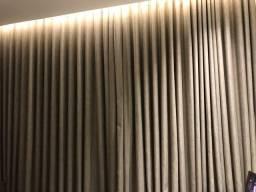 Vendo duas cortinas novas de linho