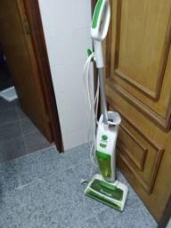 Aspirador e higienizador