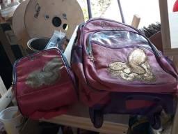 Bolsas da marca princesa desocupar espaço usadas pouco
