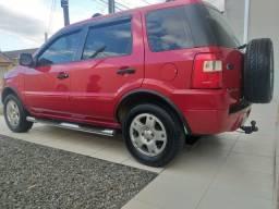 EcoSport 04 vermelho XLT 1.6 L linda