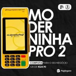 Título do anúncio: Maquininha de Crédito e   - Maquina Pag Seguro e Mercado Pago - Receba o dinheiro na hora