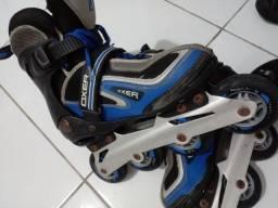 Vendo patins n 36 por 60 reais