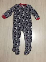 Pijama macacão 3 anos
