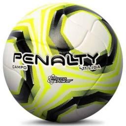 Bola penalty s11 liga original campo por apenas 130 reais