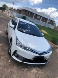 Corolla XEI 2019 único dono Perolizado