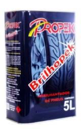 Brilhopek : Super preteador de pneus , não sai com água