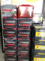 Bateria 60Ah Selada (livre de manutenção ) Por 190,00 Entrega e Instalação grátis