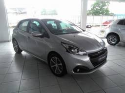 PEUGEOT 208 GRIFFE 1.6 16V AT6 FLEXSTART Prata 2019/2020
