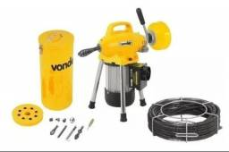 Desentupidora elétrica Vonder dv390