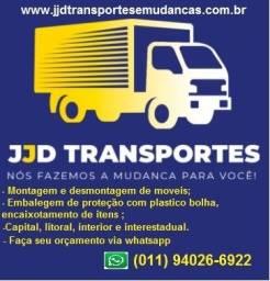 Transportes e mudanças fretes e carretos