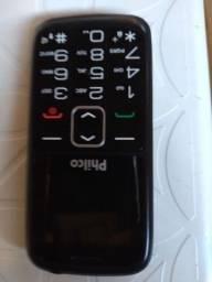 Vendo esse aparelho celular 2.chip ent p cartão