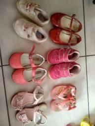 Sandálias bota e sapato n 19