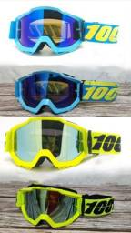 Óculos Motocross 100%