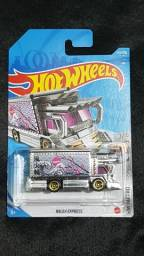 Hot Wheels Raijin Express Caminhão Japonês