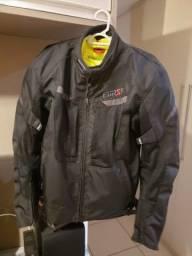 Jaqueta e luvas - Forza e Oakley