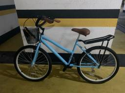 Bicicleta vintage 18 velocidades