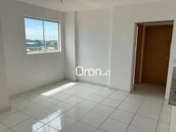 Apartamento com 2 dormitórios à venda, 63 m² por R$ 185.000,00 - Setor Araguaia - Aparecid