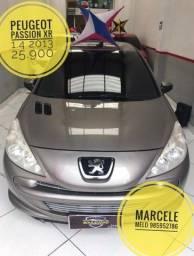 Peugeot passion XR 1.4 2013 só 25.900 ***