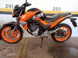 Twister 250 abs